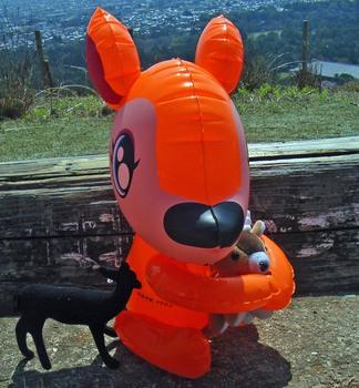 オレンジ鹿と遭遇R5216338.jpg